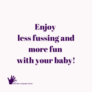 Less Fussing and more fun with your baby