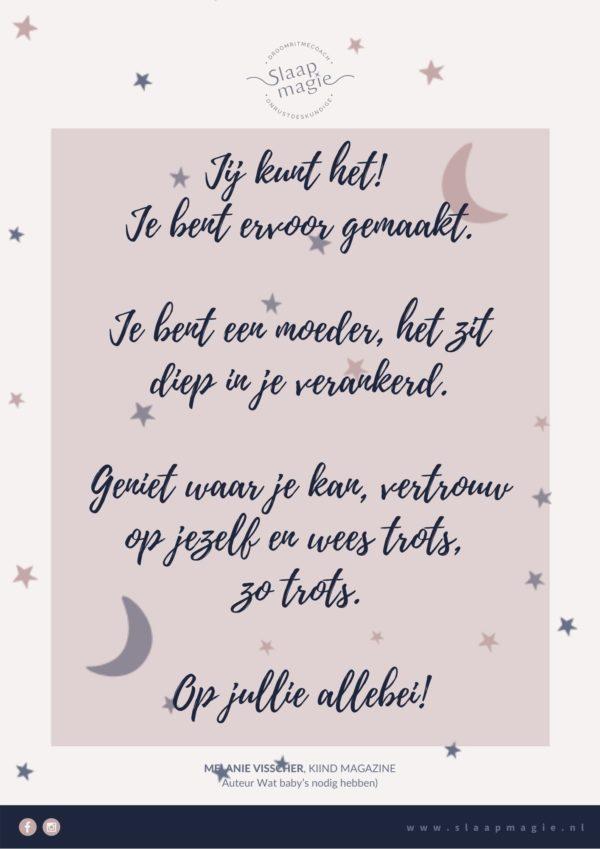 Slapen en meer - Clara Marije - E-book-quote